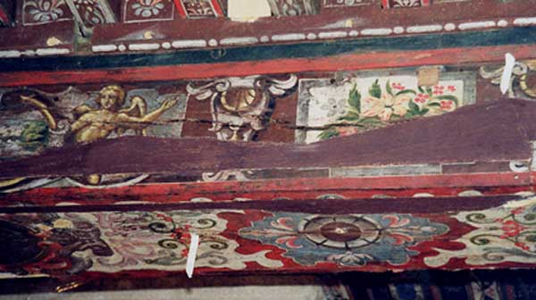 Peinture Murale Fresque